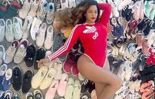 Les primeres imatges d'Adidas i Beyoncé