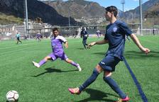 L'Atlètic Club d'Escaldes fa un pas de gegant per pujar a la Lliga Multisegur Assegurances