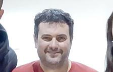 Lluís Cruz, entrenador del Sideco FC Encamp