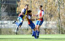 Victòria de l'FC Andorra que l'apropa a l'ascens  (3-1)