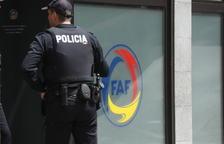 Detinguts Víctor Santos i Tomàs Gea en una operació per delictes financers al món del futbol
