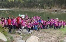 Jornada escolar de neteja dels boscos