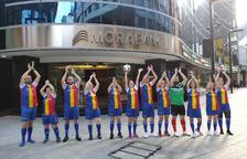 Piqué encoratja l'FC Andorra per a l'ascens