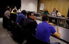 """Els sindicats acusen el Govern Martí d'aplicar augments salarials """"a dit"""""""