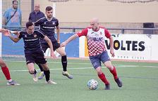 L'FC Andorra, a tocar de tercera (0-1)