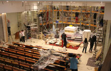 Rehabilitació de renom a l'església de Sant Julià