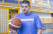 Jaume Tomàs, director tècnic de la Federació de Bàsquet