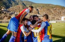 L'FC Andorra puja a tercera divisió