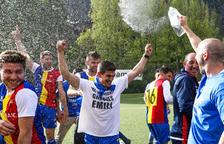 Acord de col·laboració entre l'FC Andorra i el Gimnàstic de Manresa
