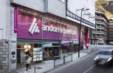 Oficina comercial d'Andorra Telecom