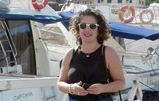 La consellera de turisme de Sant Julià, Meritxell Teruel