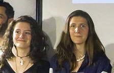Natalia Garrancho i Monica Magalhaes