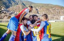 L'ascens de l'FC Andorra i la cobertura d'Andorra Telecom, als set tuits