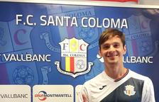 El Vall Banc Santa Coloma fitxa Nico Medina