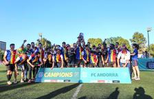 L'FC Andorra jugarà la Copa del Rei