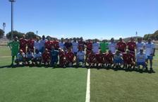 Els FAF Legends empaten a domicili contra el Saragossa