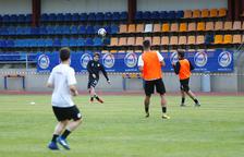 La selecció rep Kosovo amb vuit baixes