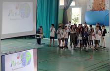 Dos centres educatius s'incorporen al programa 'Escola Verda'