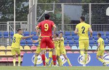 La selecció rep un dur correctiu davant de Kosovo i és última