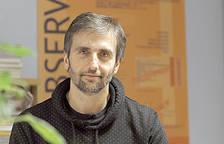 Joan Micó, director del CRES