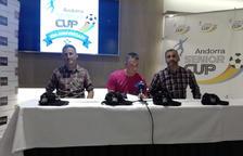 L'Andorra Senior Cup arriba al rècord d'equips participants