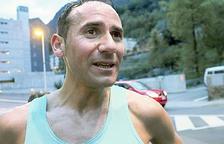 Marcos Sanza, atleta