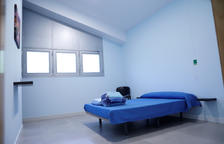 Pena condicional per introduir 0,8 grams d'haixix al centre penitenciari
