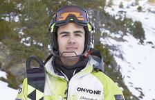 L'esquiador Alex Rius