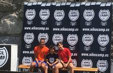 Rodrigo Moreno i Marta Corredera inauguren el Nike Camp