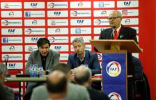 La Federació de Futbol convoca eleccions a la presidència