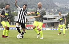 L'Engordany passa ronda de l'Europa League