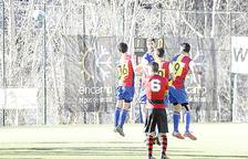 Reclamació de 5.354,59 euros a l'FC Andorra per infringir la Llei d'immigració