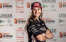 Margot Llobera no participarà al Dakar 2020