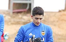 Diego Huesca, nou reforç a la porteria per a l'FC Andorra