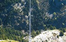 Futura passarel·la de 600 metres.