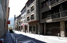 El comú aposta per fer d'Encamp una zona residencial de qualitat.