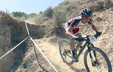 Folguera és 19è al Campionat d'Espanya d'XCO
