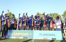 L'FC Andorra s'estrenarà a la Copa del Rei el 13 de novembre