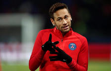 El PSG ja no amaga una possible sortida de Neymar