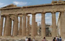 Les columnes d'Occident
