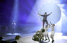 El comerç de Riberaygua vol més Cirque du Soleil