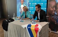 Acord de col·laboració entre l'FC Andorra i l'Unicef