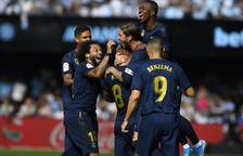 El Reial Madrid comença amb victòria a Balaídos