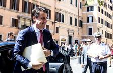 Dimiteix el primer ministre Conte després de la crisi de govern