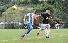 Gabri veu l'equip preparat per al debut al camp de l'Espanyol B