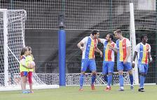 L'FCAndorra s'estrena a Segona Divisió B