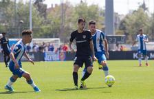 Un FC Andorra de més a menys torna a la Segona Divisió B amb derrota