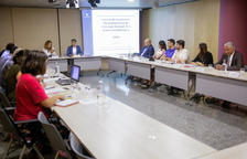 Primera reunió i constitució formal del CENBA