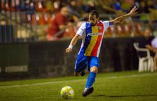 L'FC Andorra cedeix Cristian 'Kiki' Martínez a l'Inter d'Escaldes