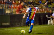 Cristian Martínez marxa cedit a l'Inter d'Escaldes